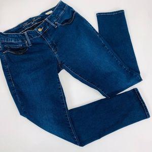 Mavi Jeans Womens 28 28 Blue Alexa Mid Rise Skinny